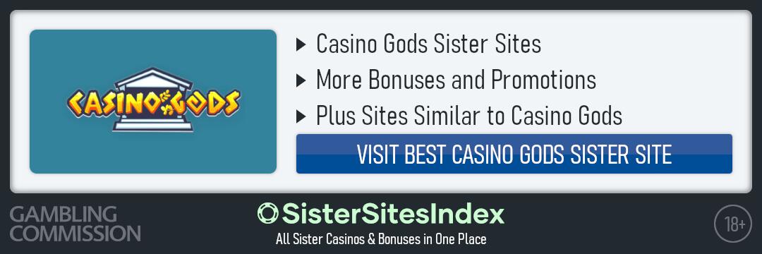 Casino Gods sister sites