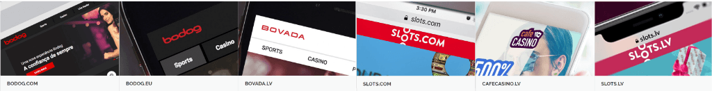 Ignition Casino Sister Sites