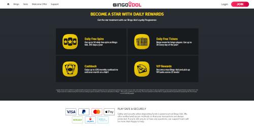 Bingo Idol Banking