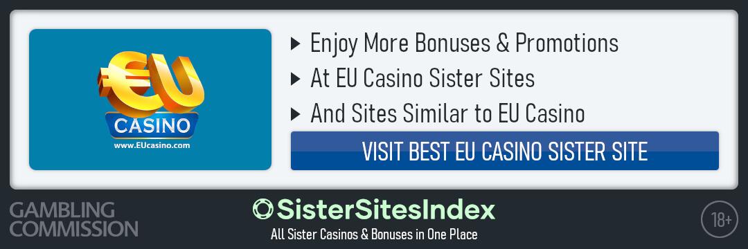 EU Casino sister sites