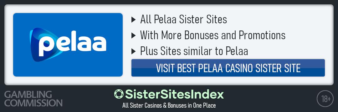 Pelaa sister sites
