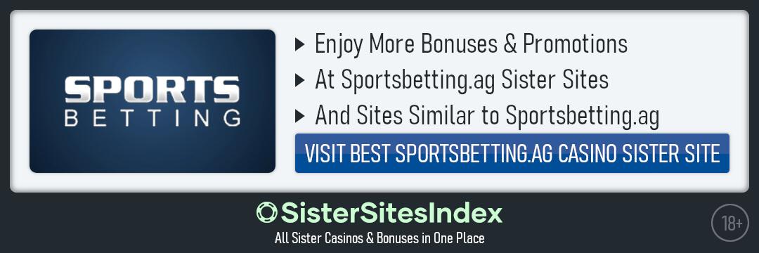 Sportsbetting.ag sister sites