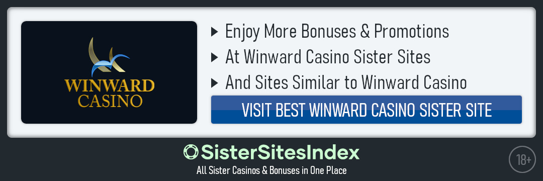 Winward Casino sister sites