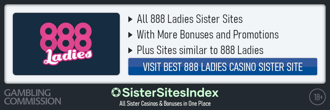 888 Ladies sister sites
