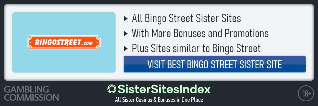 Bingo Street sister sites