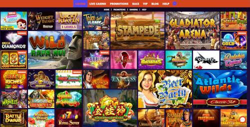Casinoisy Games