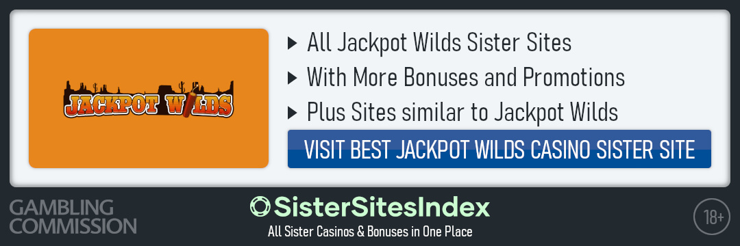 Jackpot Wilds sister sites