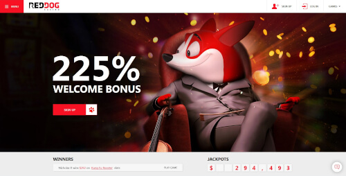 Red Dog Bonuses