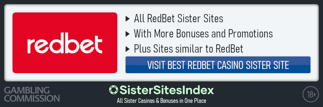 RedBet sister sites