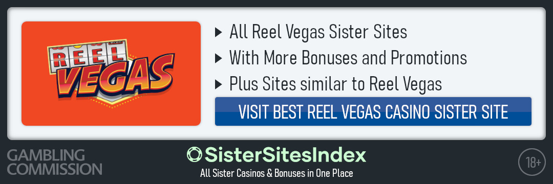 Reel Vegas sister sites