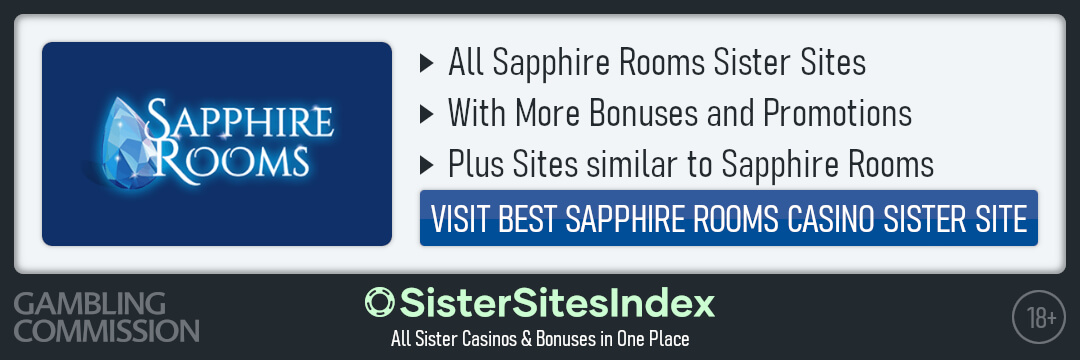 Sapphire Rooms sister sites