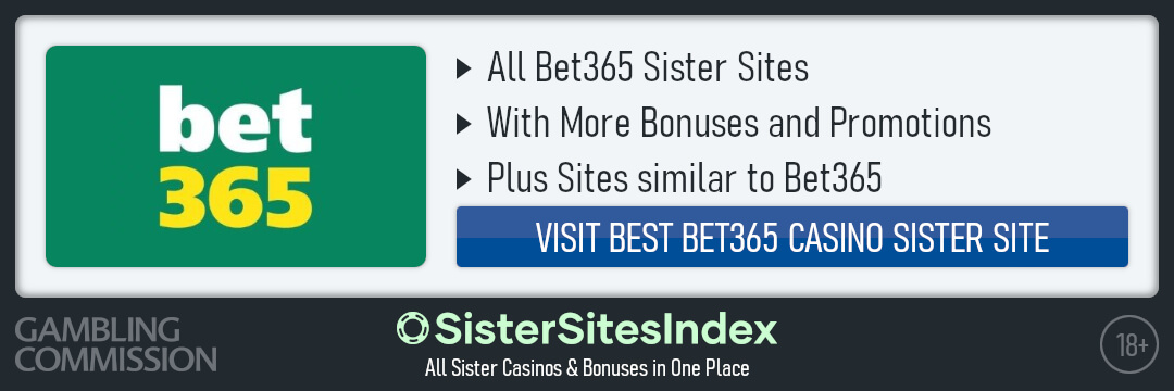 Bet365 sister sites