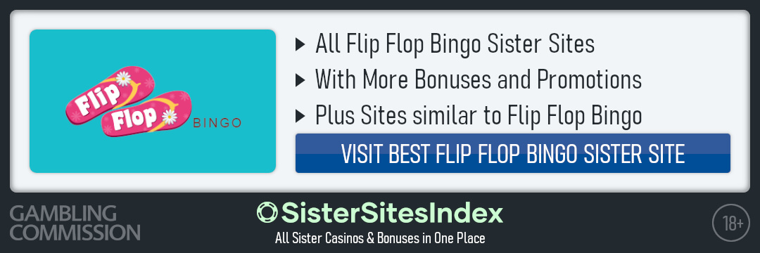 Flip Flop Bingo sister sites