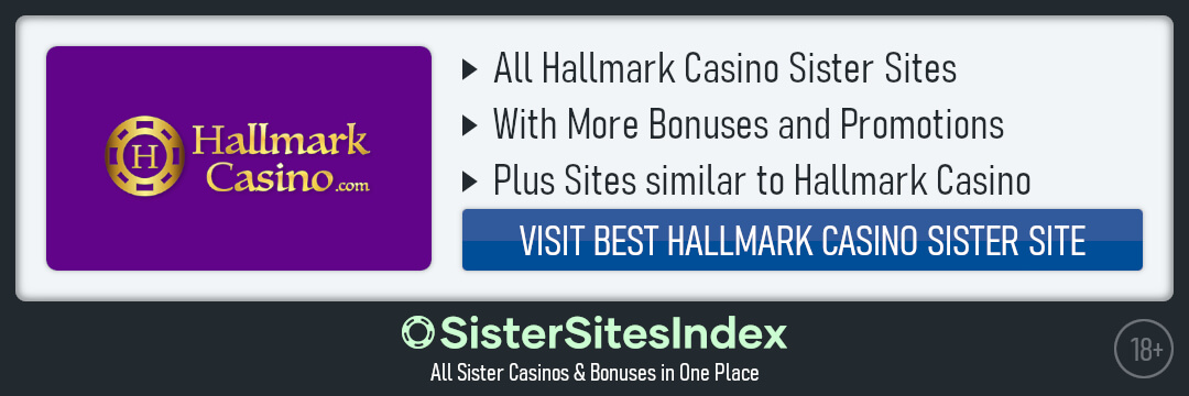 Hallmark Casino sister sites