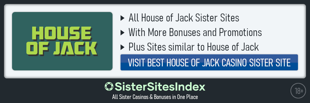 House of Jack sister sites