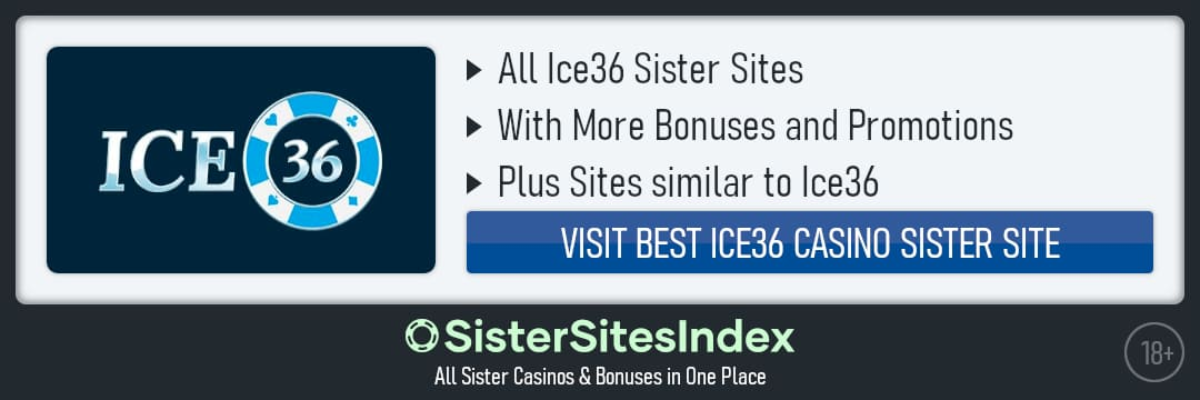 Ice36 sister sites