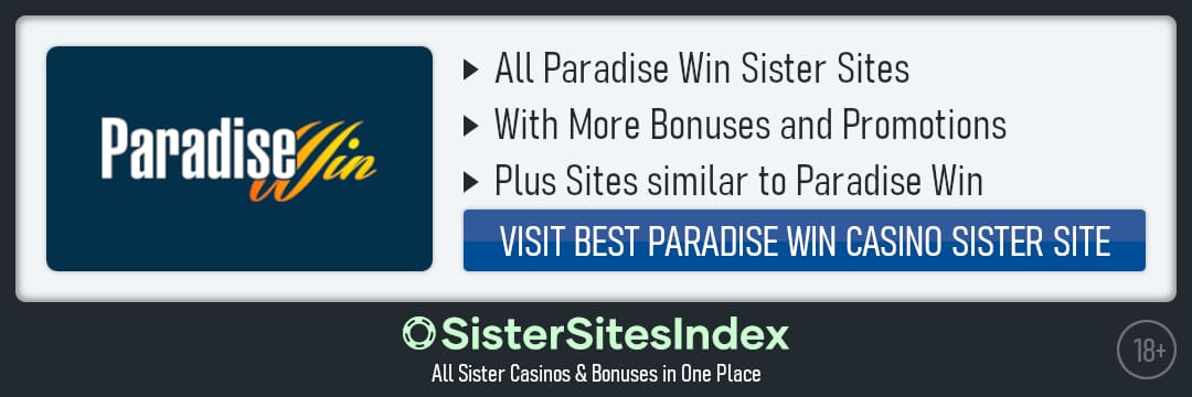 Paradise Win sister sites