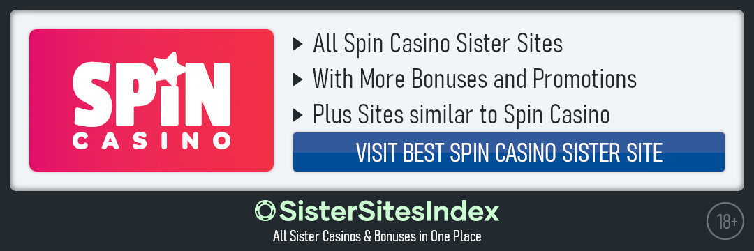 Spin Casino sister sites