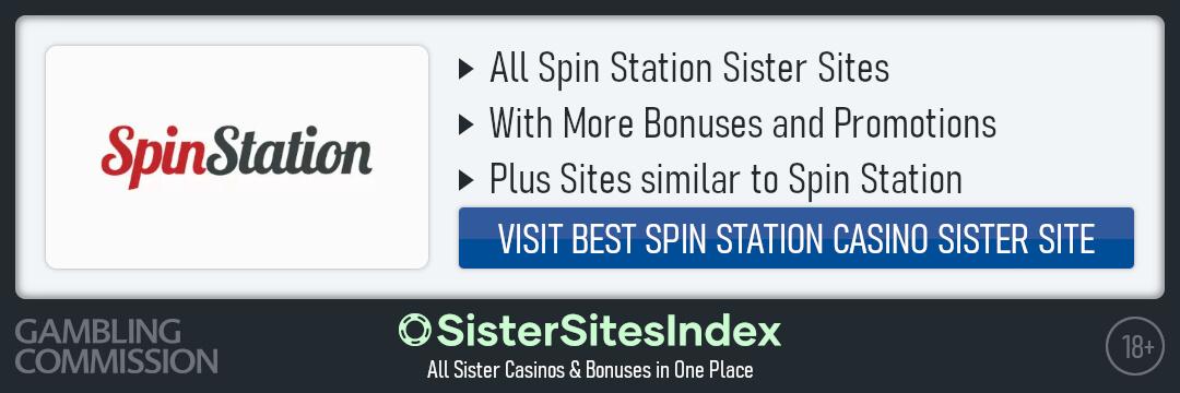 Spin Station sister sites
