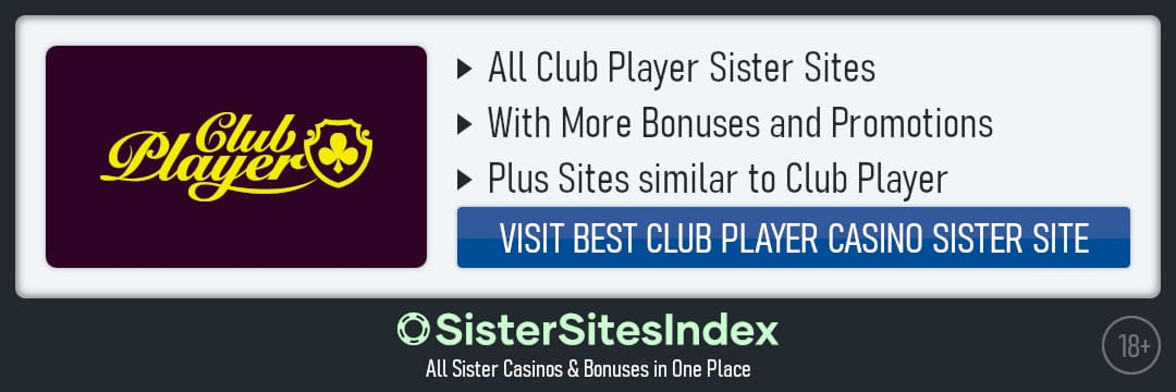 Club Player sister sites