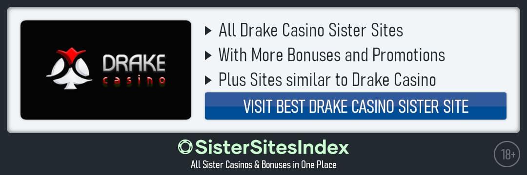 Drake Casino sister sites