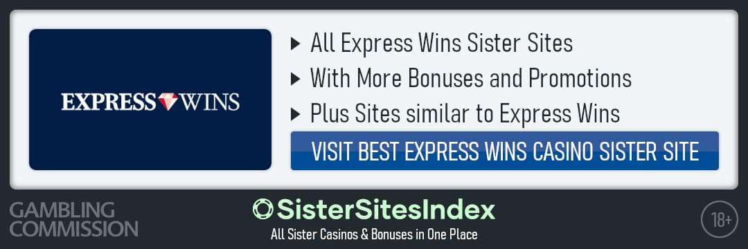 Express Wins sister sites