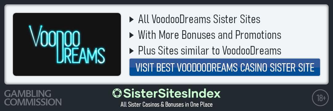 VoodooDreams sister sites