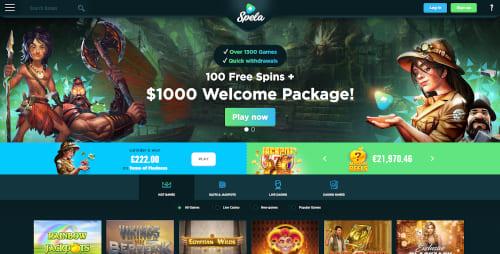 Spela Casino Bonuses