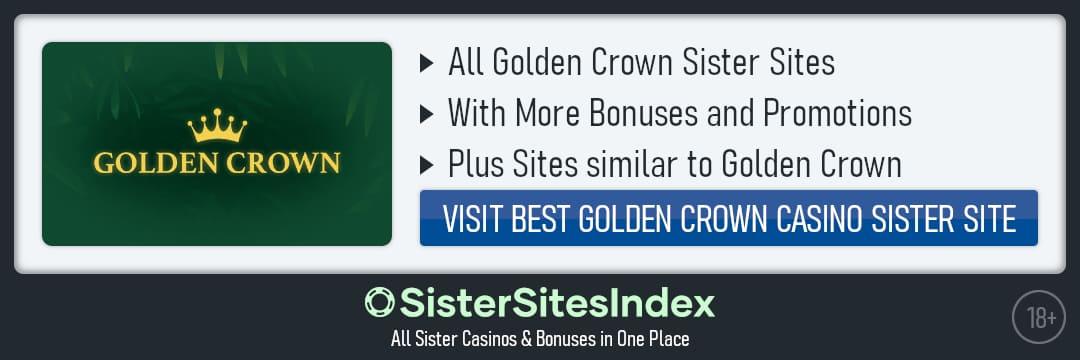 Golden Crown sister sites