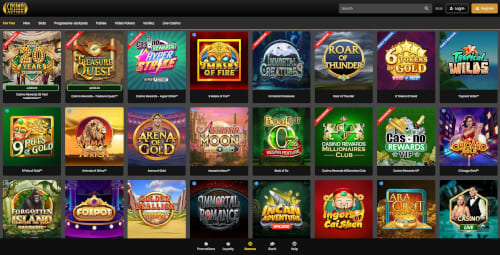 Casino Action Games