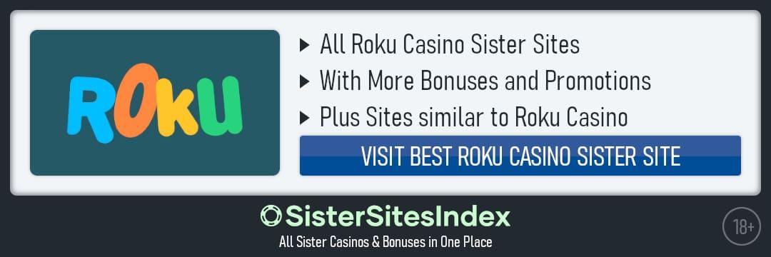 Roku Casino sister sites