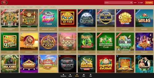 Villento casino Games
