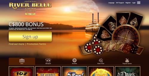 River Belle Casino Bonuses