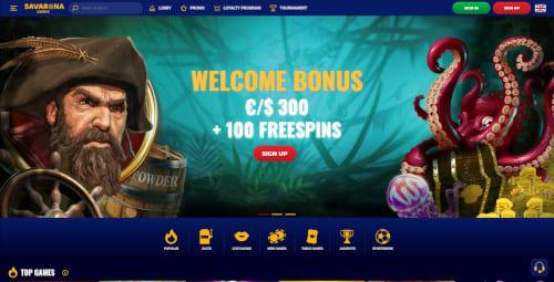 Savarona Casino Bonuses