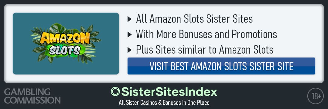 Amazon Slots sister sites