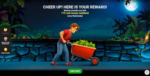 BetChan Casino Bonuses