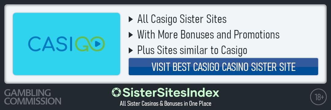 Casigo sister sites
