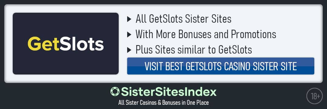 GetSlots sister sites