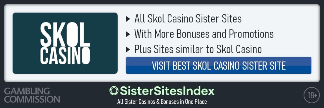 Skol Casino sister sites