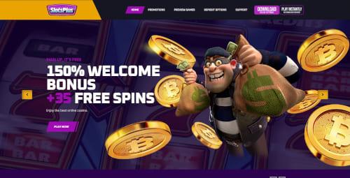 SlotsPlus Bonus