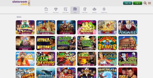 SlotsRoom Slot Games