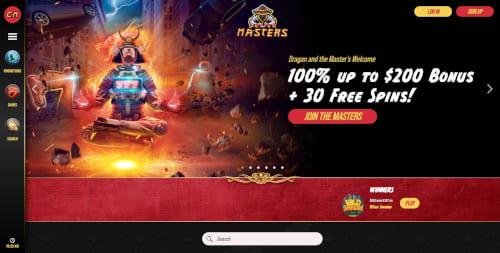 Casino Masters Bonus