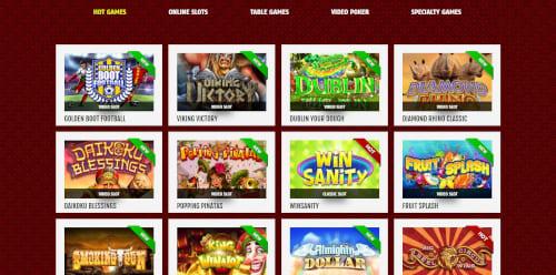 Cocoa Casino Games