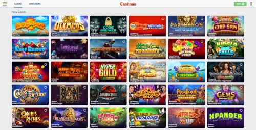 Cashmio Games