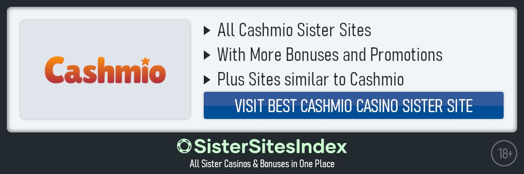 Cashmio sister sites