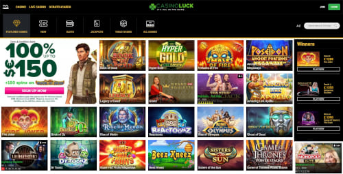 Casino Luck Games