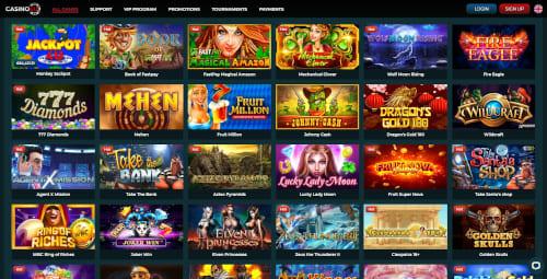 Casino4u Games