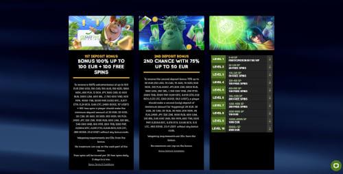 Fast Pay Casino Bonus