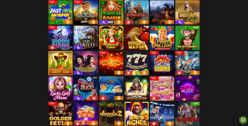 Fast Pay Casino Games