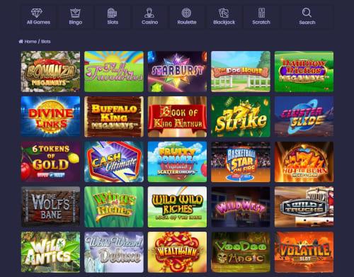 Jackpot Mobile Casino Games